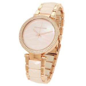 Beautiful New in Box With Tags Michael Kors Watch!